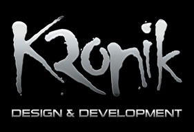 Kronik Design and Development